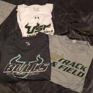USF Track Shirt Bundle